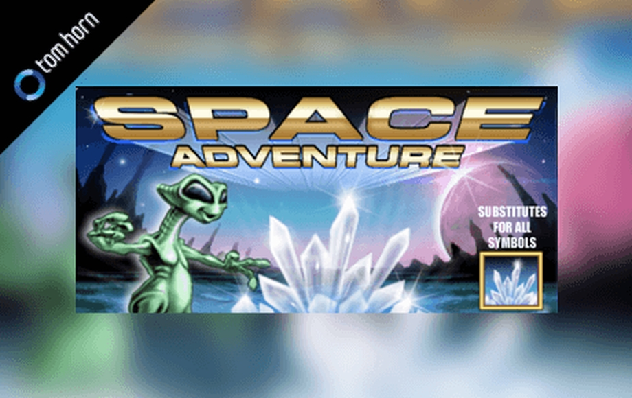 The Space Adventure (Tom Horn Gaming) Online Slot Demo Game by Tom Horn Gaming