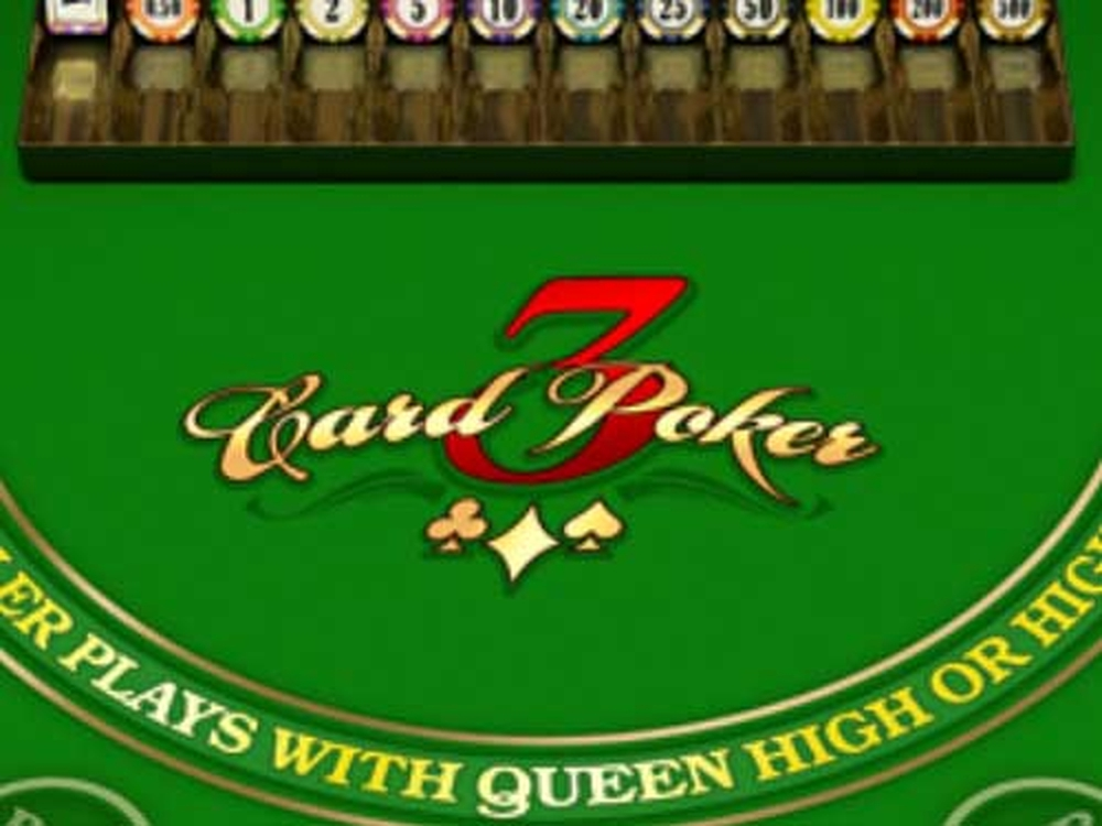 The Three Card Poker (Tom Horn Gaming) Online Slot Demo Game by Tom Horn Gaming