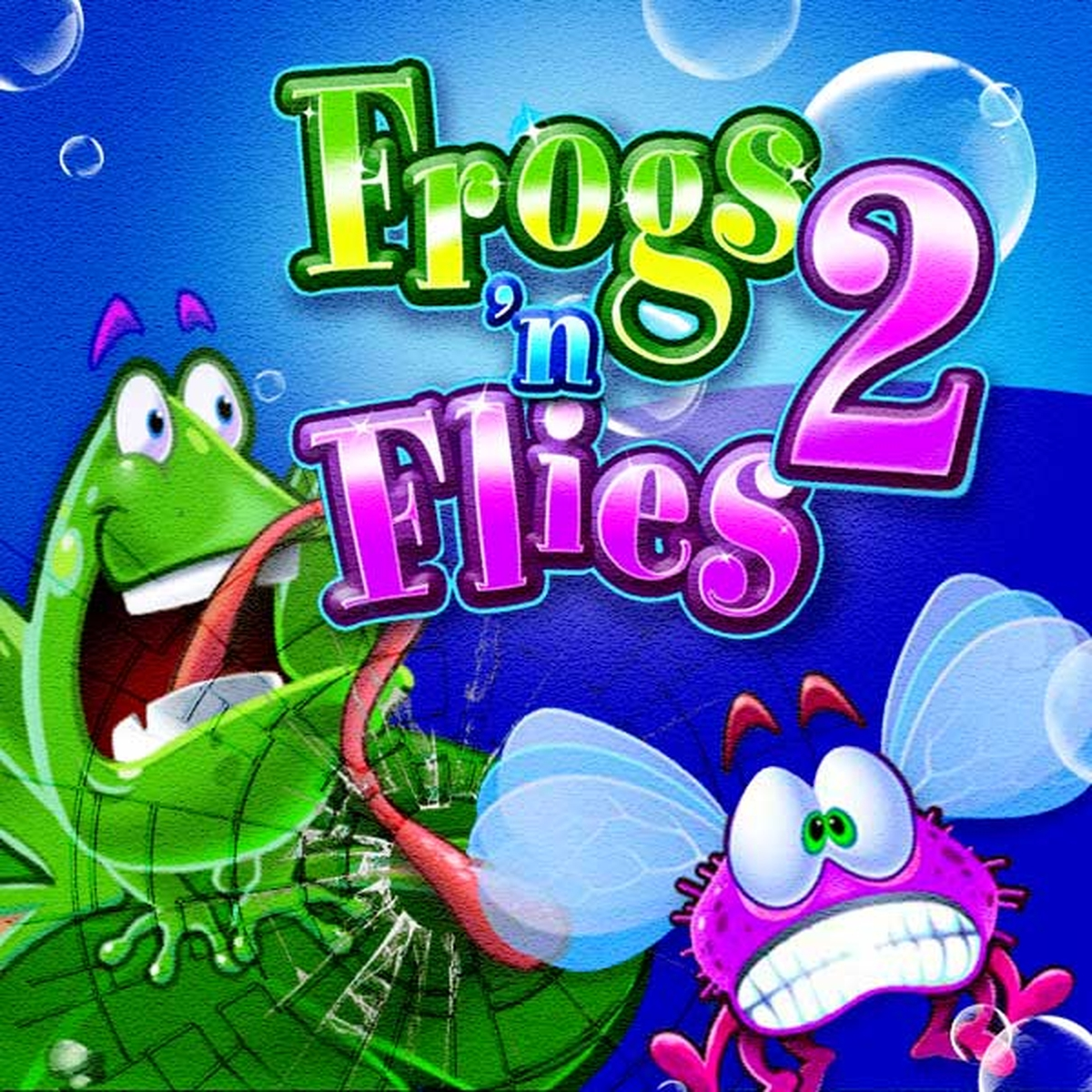 The Frogs 'n Flies 2 Online Slot Demo Game by Top Trend Gaming