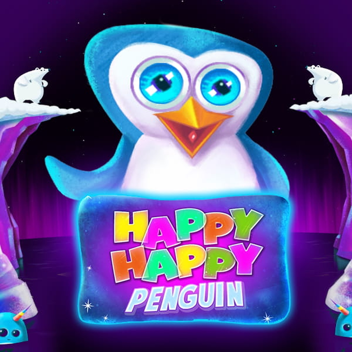 The Happy Happy Penguin Online Slot Demo Game by Top Trend Gaming
