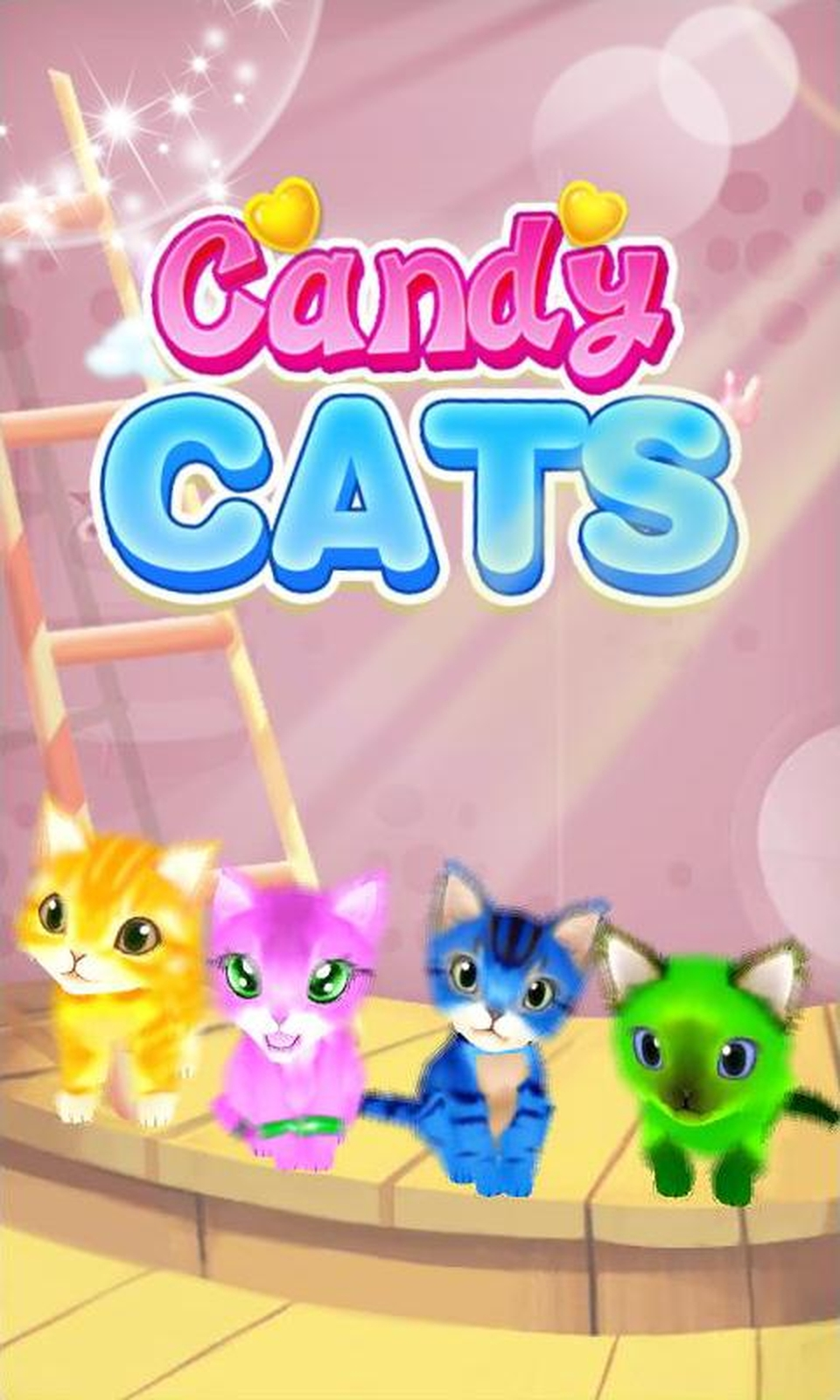 The Candy Cats and Cash Online Slot Demo Game by Wild Streak Gaming