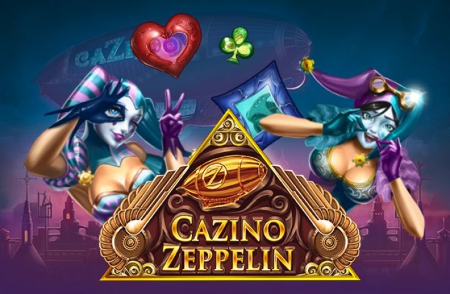 The Cazino Zeppelin Online Slot Demo Game by Yggdrasil