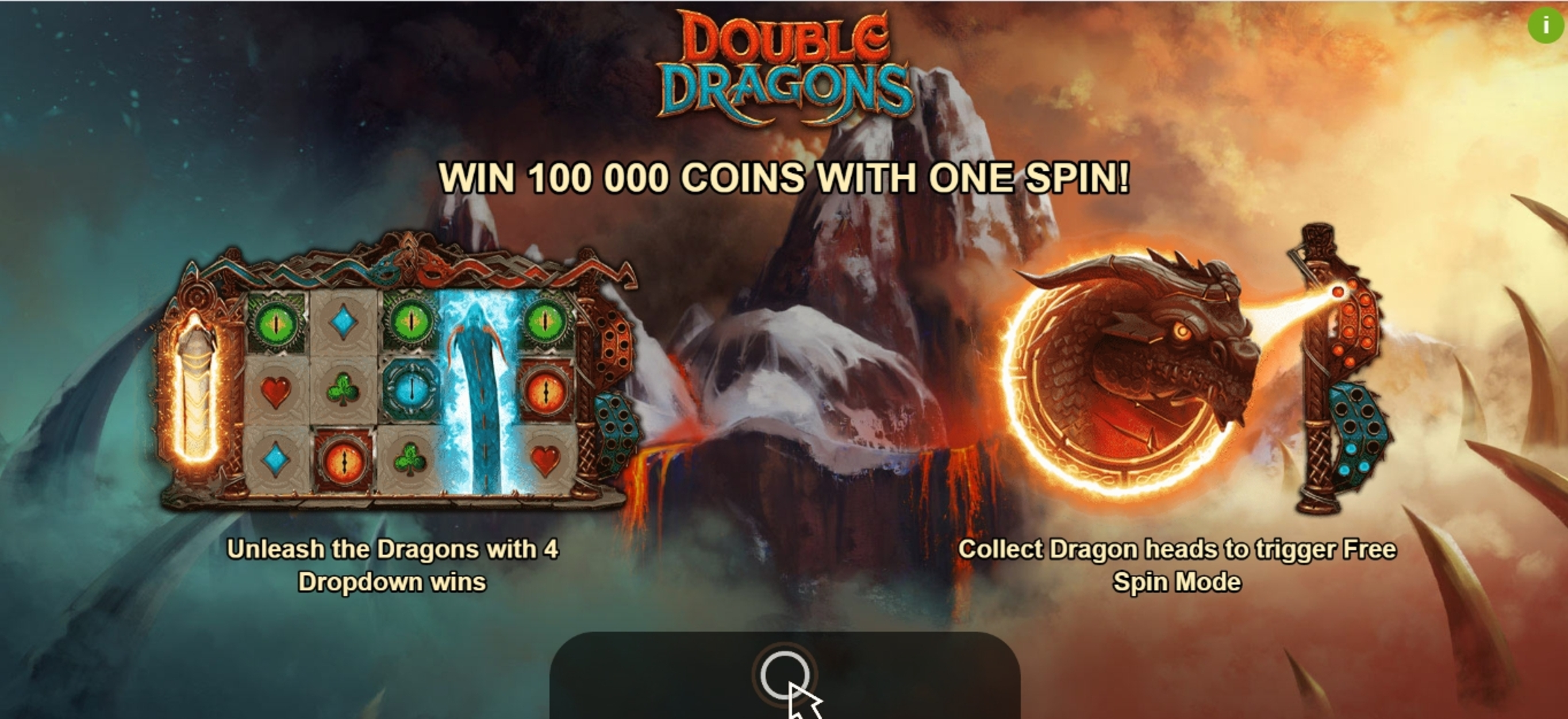 Play Double Dragons Free Casino Slot Game by Yggdrasil
