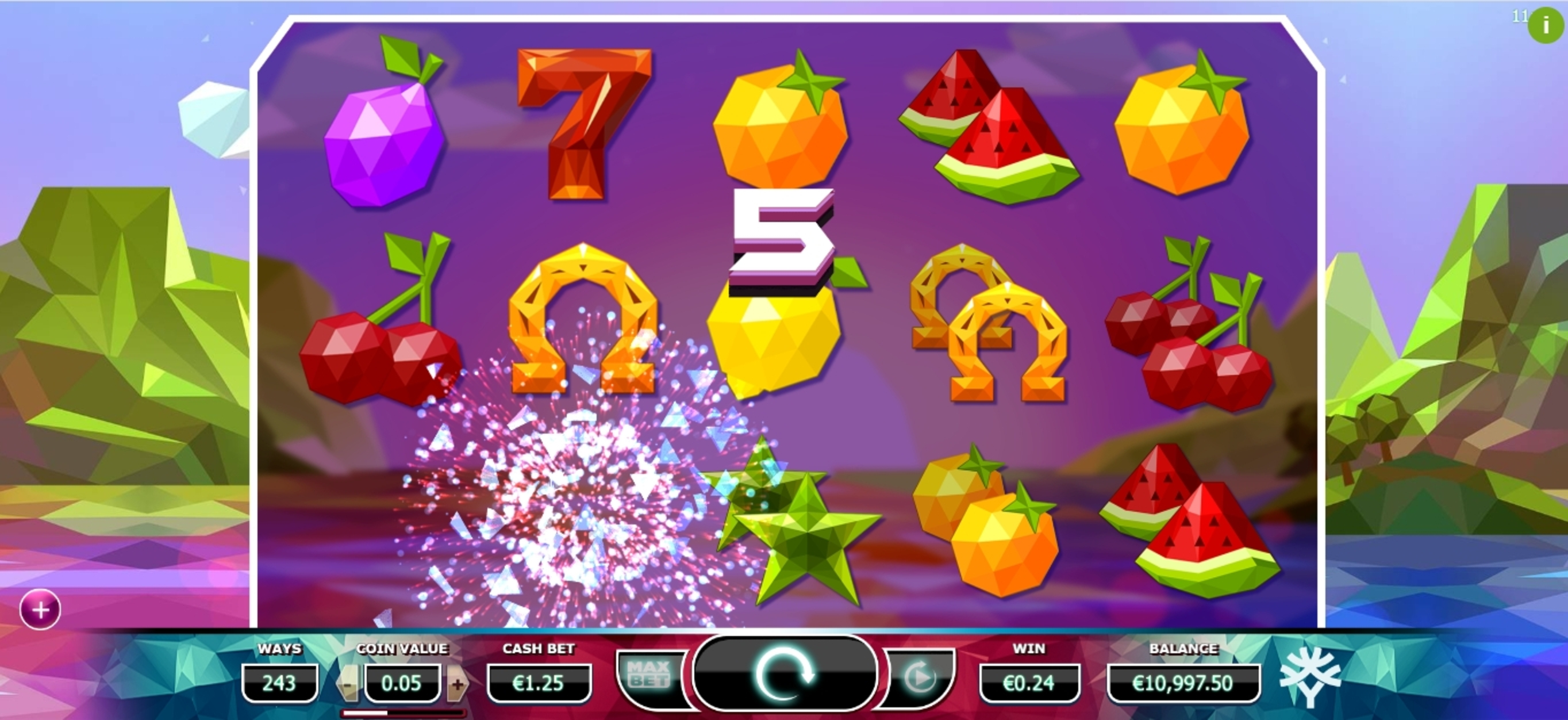 Win Money in Doubles Free Slot Game by Yggdrasil